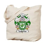 Legarda Family Crest Tote Bag