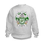 Legarda Family Crest Kids Sweatshirt