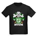 Legarda Family Crest Kids Dark T-Shirt