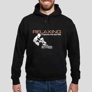 Bones Relaxing Hoodie (dark)