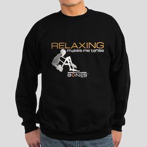 Bones Relaxing Sweatshirt (dark)