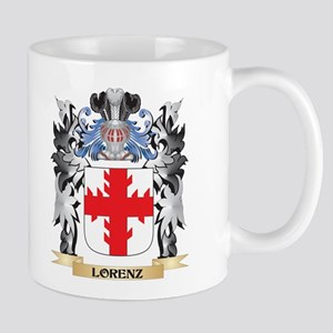 Lorenz Coat of Arms - Family Crest Mugs
