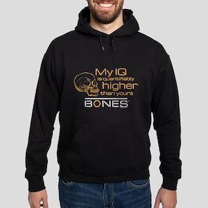Bones IQ Hoodie (dark)
