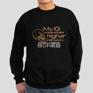Bones IQ Sweatshirt (dark)