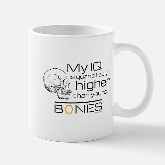 Bones IQ Mug