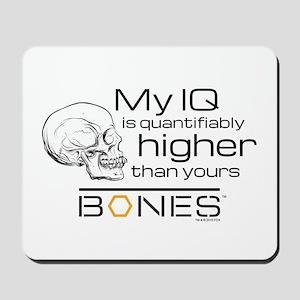 Bones IQ Mousepad