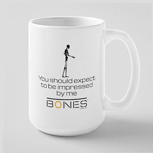 Bones Impressed Large Mug