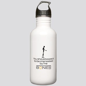 Bones Impressed Stainless Water Bottle 1.0L