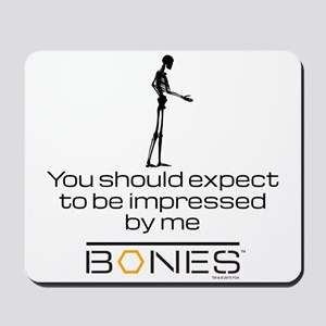 Bones Impressed Mousepad