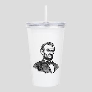 Lincoln Acrylic Double-wall Tumbler