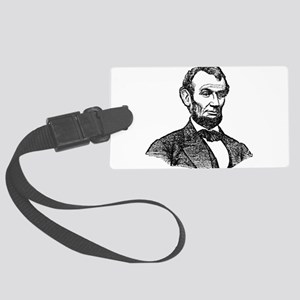 Lincoln Large Luggage Tag