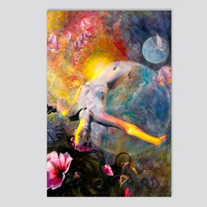 Gaia- Mother Goddess Postcards (Package of 8)