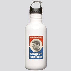 John F. Kennedy Stainless Water Bottle 1.0L