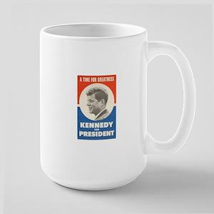 John F. Kennedy Mugs
