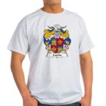 Lama Family Crest Light T-Shirt