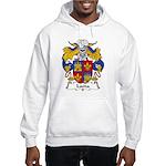 Lama Family Crest Hooded Sweatshirt