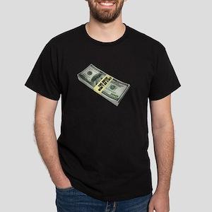 This Bread Won't Go Stale MONEY Dark T-Shirt