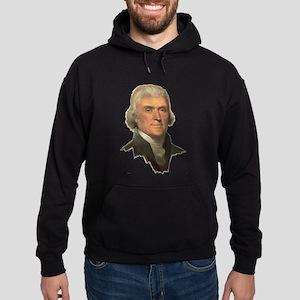 Thomas Jefferson Hoodie (dark)