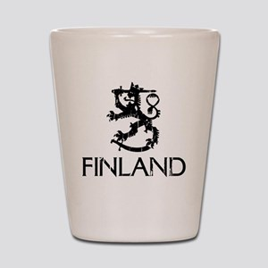 Finland Shot Glass