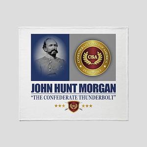 Hunt (C2) Throw Blanket