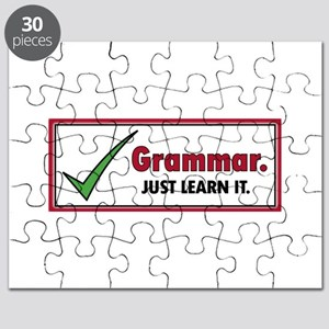 Just Do It – Grammar Puzzle