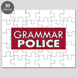 Grammar Police – Red Puzzle
