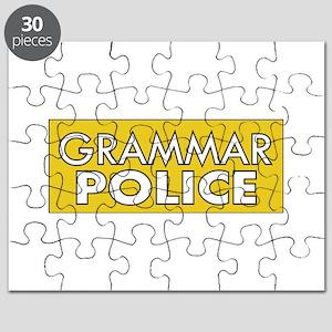 Grammar Police – Orange Puzzle