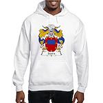 Juara Family Crest Hooded Sweatshirt
