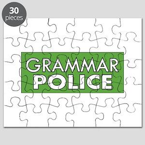 Grammar Police – Green Puzzle
