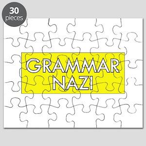 Grammar Nazi – Yellow Puzzle