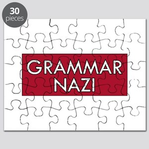 Grammar Nazi – Red Puzzle
