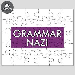 Grammar Nazi – Purple? Puzzle