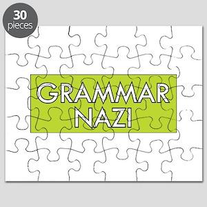 Grammar Nazi – Green Puzzle