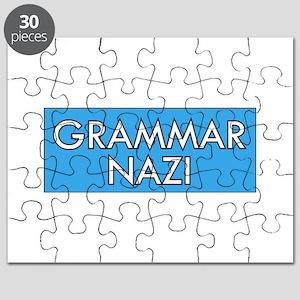 Grammar Nazi – Blue Puzzle