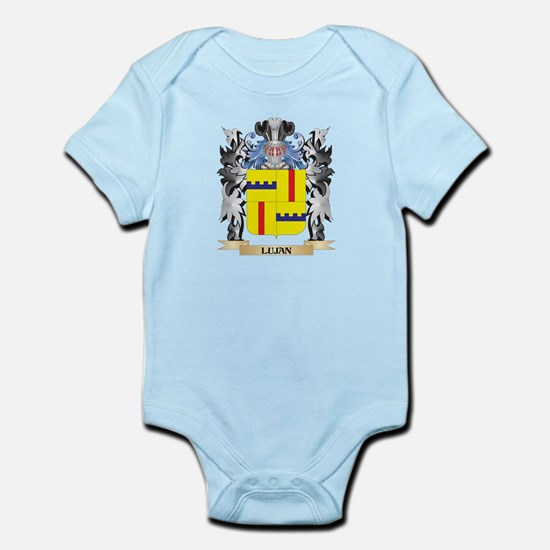 Lujan Coat of Arms - Family Crest Body Suit