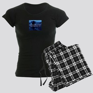 TIRED Women's Dark Pajamas