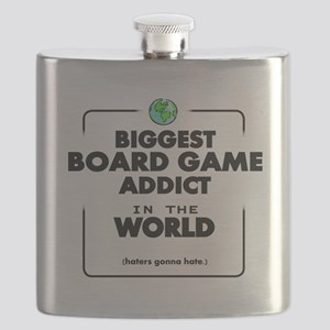 Biggest Board Game Addict Flask