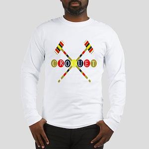 Croquet Long Sleeve T-Shirt
