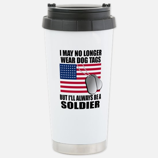 I may no longer wear do Stainless Steel Travel Mug