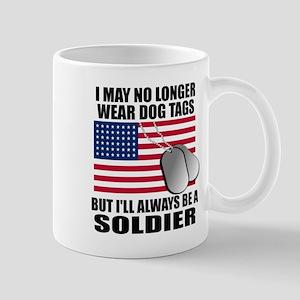 I may no longer wear dog tags... Mug