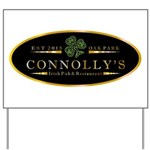 CONOLLY'S Yard Sign