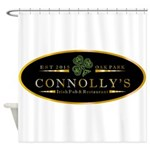 CONOLLY'S Shower Curtain