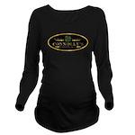 CONOLLY'S Long Sleeve Maternity T-Shirt