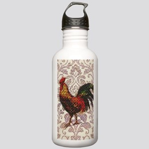 french country vintage Stainless Water Bottle 1.0L