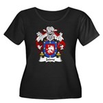 Jaime Family Crest Women's Plus Size Scoop Neck Da