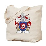 Jaime Family Crest Tote Bag