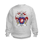 Jaime Family Crest Kids Sweatshirt