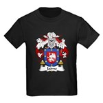 Jaime Family Crest Kids Dark T-Shirt