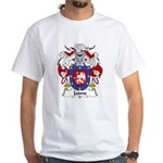 Jaime Family Crest White T-Shirt