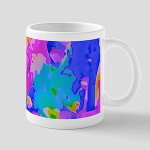Crazy Cool Colors Mugs
